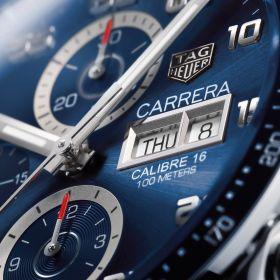 Tag Heuer Carrera Calibre 16