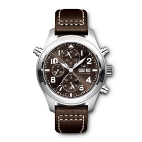"""Pilot's Watch Double Chronograph Edition """"Antoine de Saint Exupéry"""""""