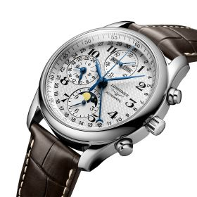 Master Collection 40mm Chronograph with Moon Phase