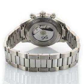 Royal Steel Chronograph