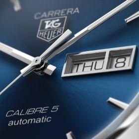 Tag Heuer Carrera Calibre 5 Day-Date