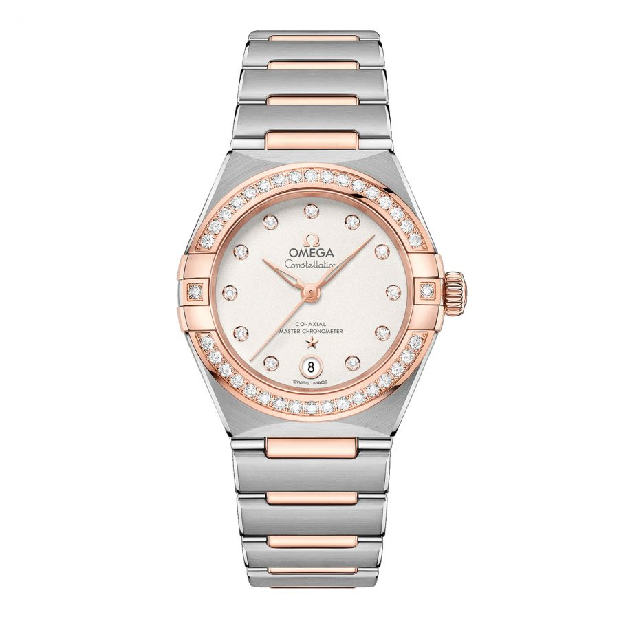 Constellation Manhattan Automatic Constellation Omega Co-Axial Master Chronometer 29mm