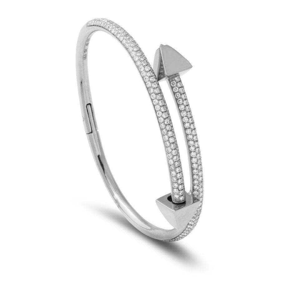 Gaia Twin Pavé Armband 2,21 ct