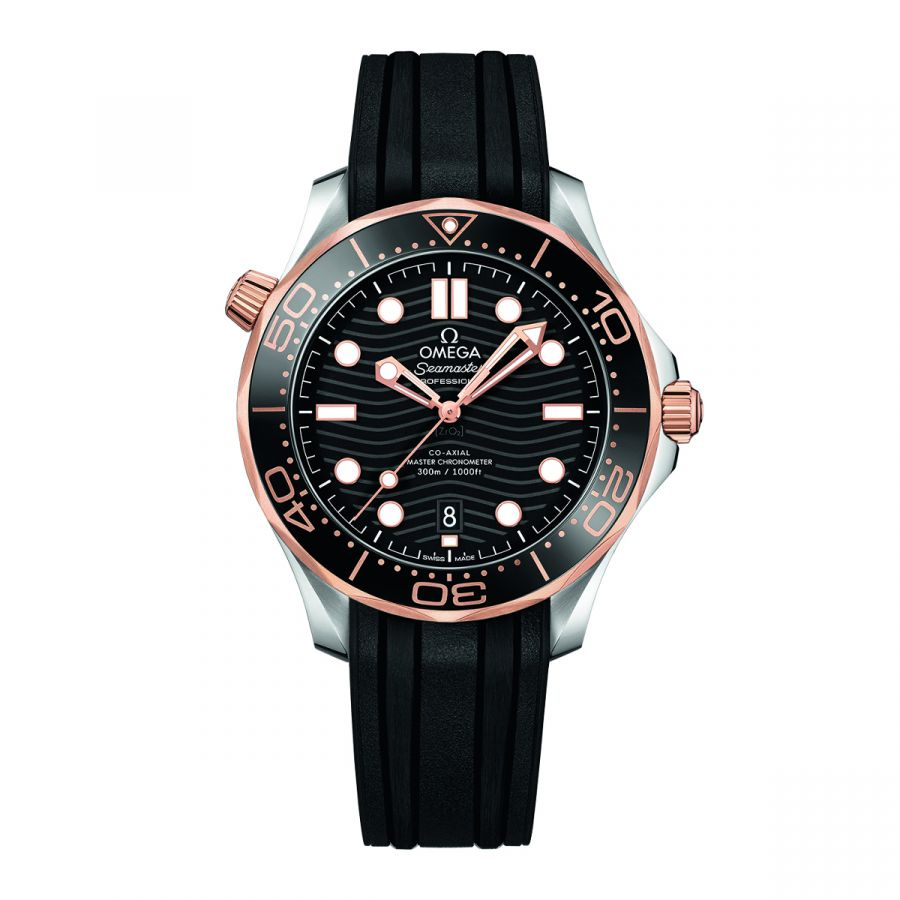 Seamaster Diver 300m Omega Co-Axial Master Chronometer 42mm