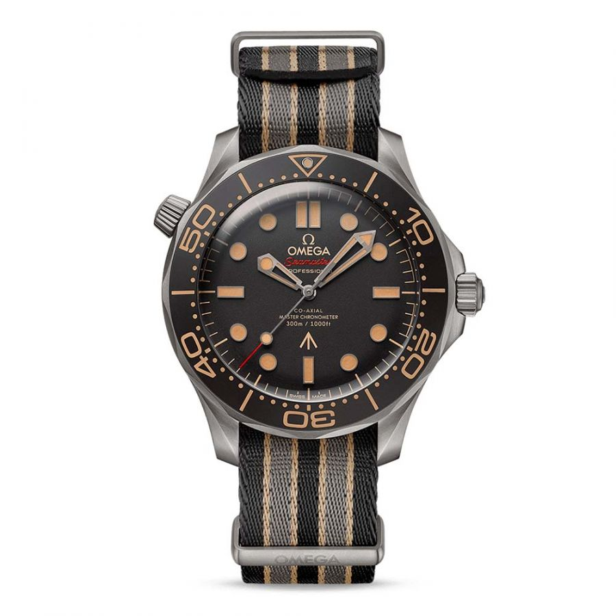 DIVER 300M OMEGA CO‑AXIAL MASTER CHRONOMETER 42 MM