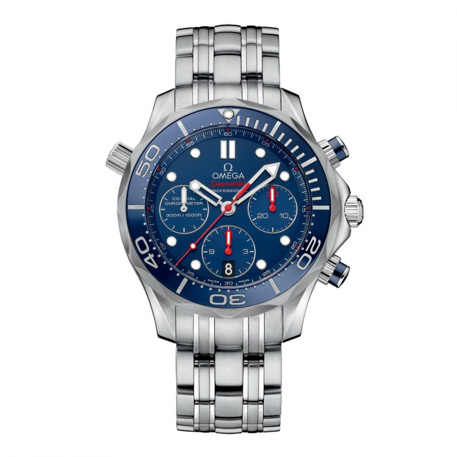 Seamaster Diver 300M Co‑Axial Chronograph 41.5 mm