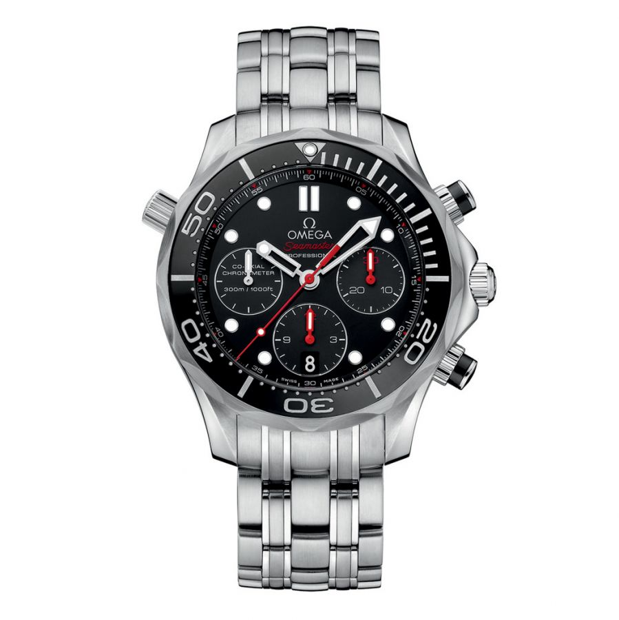 Seamaster Diver 300M Co‑Axial Chronograph 44 mm