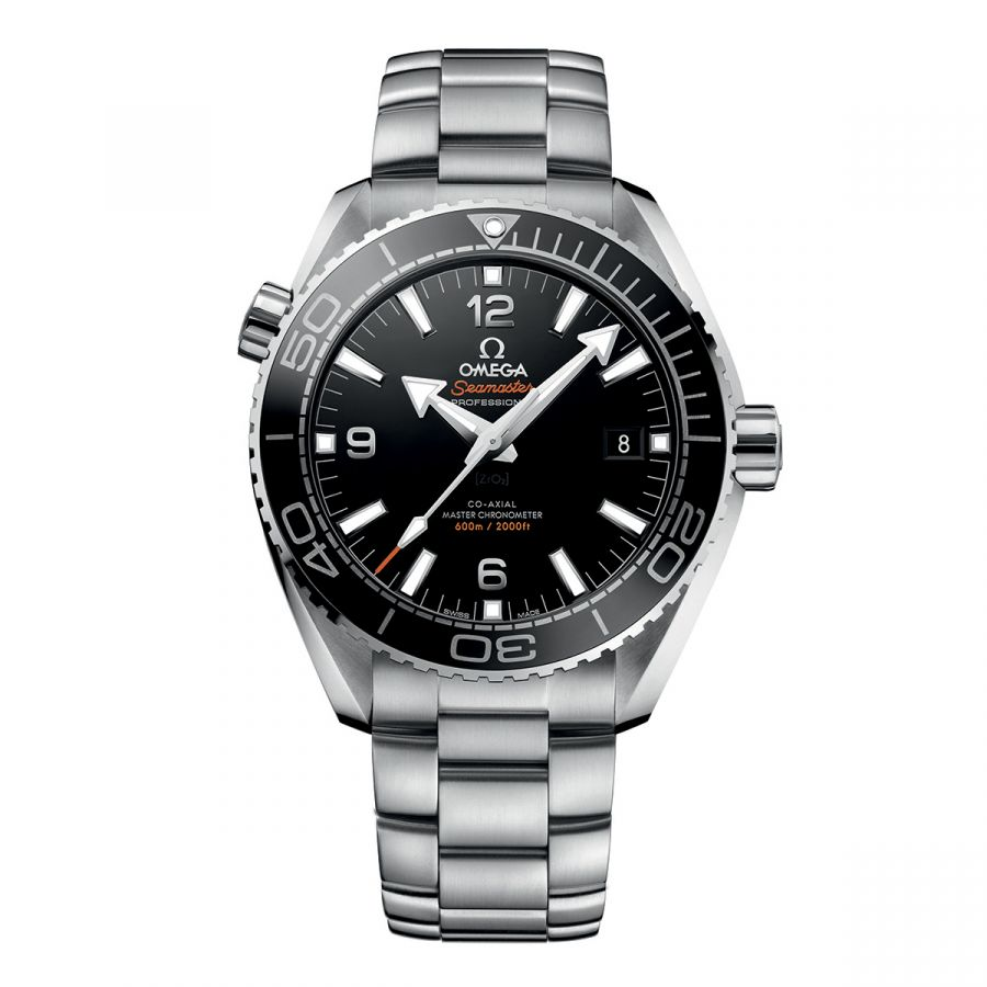 Seamaster Planet Ocean 600M Omega Co‑Axial Master Chronometer 43.5 mm