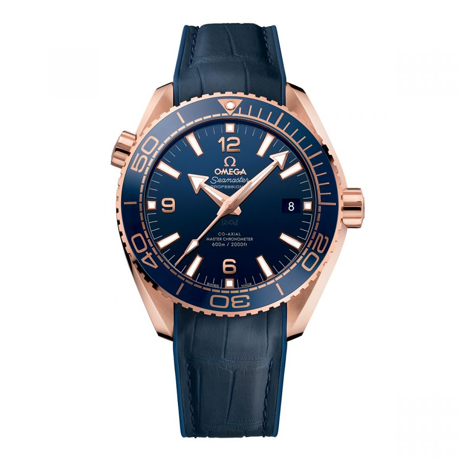 Seamaster Diver 300m Omega Co-Axial Master Chronometer 42mm Calibre 8901
