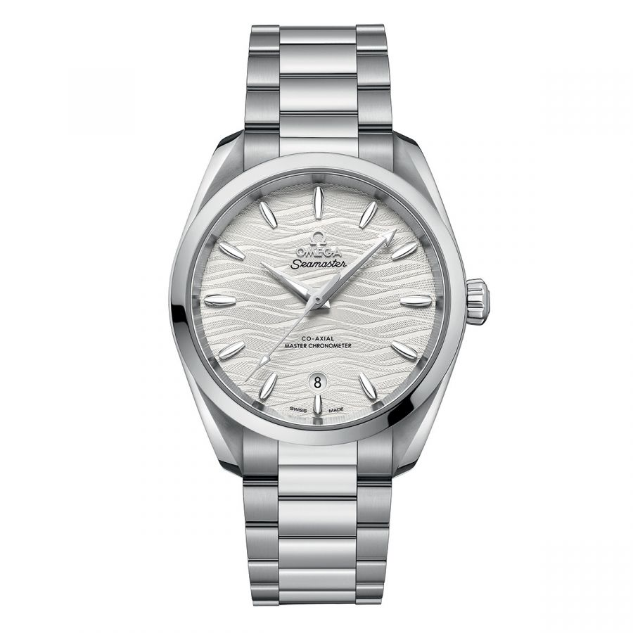 Seamaster Aqua Terra 150M Omega Co‑Axial Master Chronometer Ladies' 38 mm