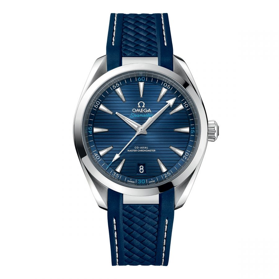 Seamaster Aqua Terra 150M Omega Co‑Axial Master Chronometer 41 mm