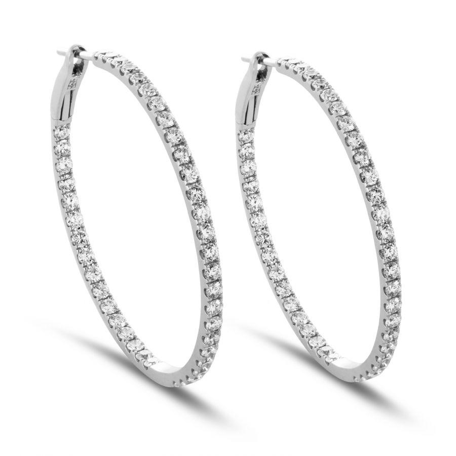 Loops 4 Wide 2,60 ct