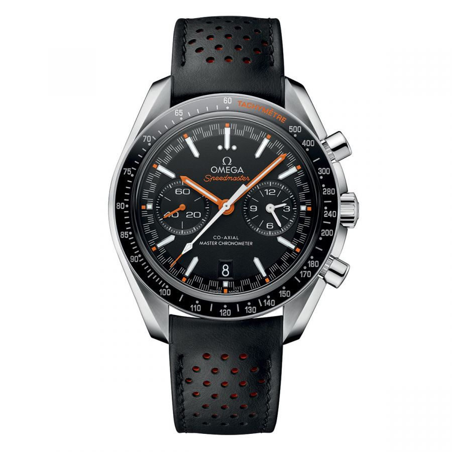 Speedmaster Racing Omega Co‑Axial Master Chronometer Chronograph 44.25 mm
