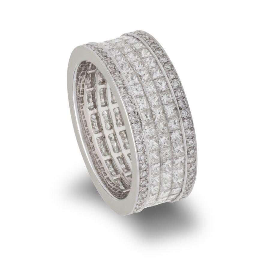 Nyx Prinsess Ring 4,30 ct
