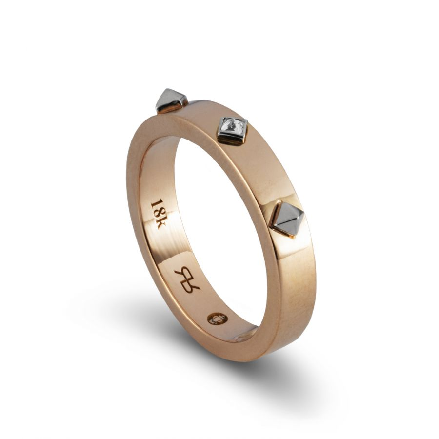 Pax Ring 0,03 ct