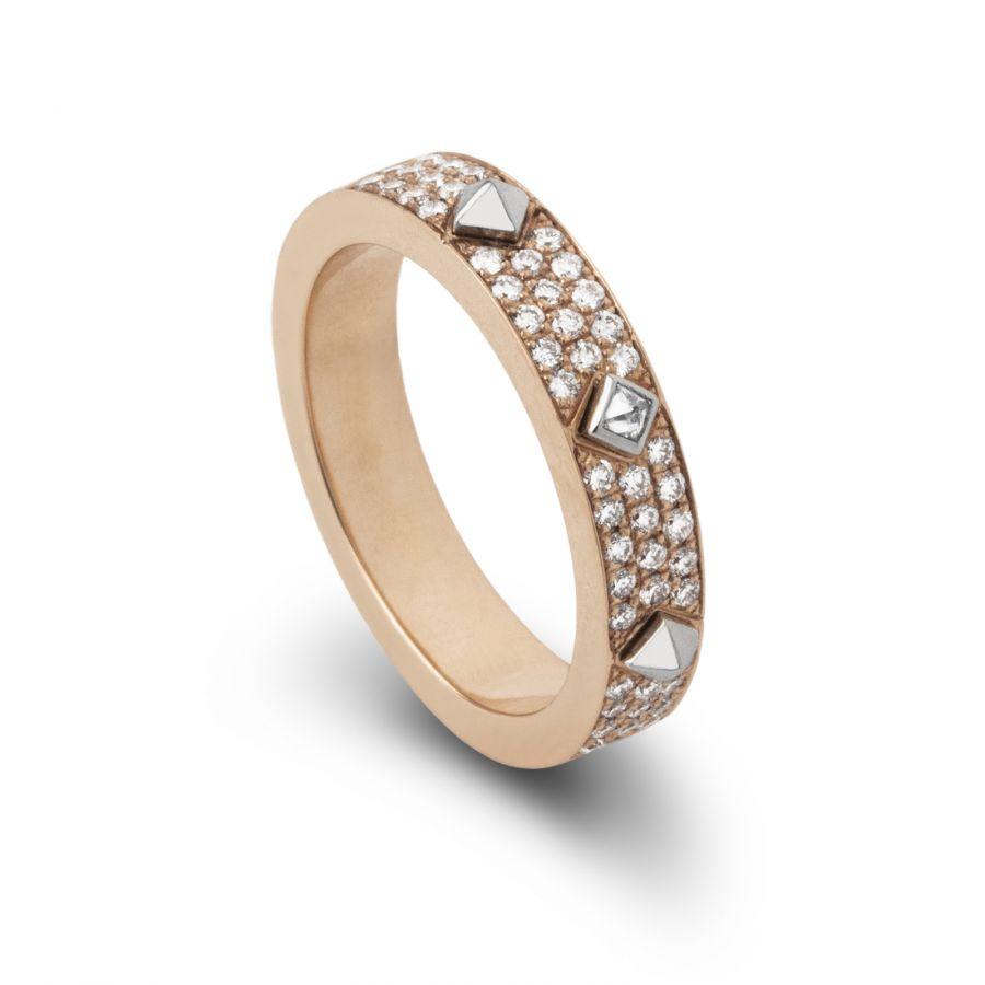 Pax Pavé Ring 0,27 ct