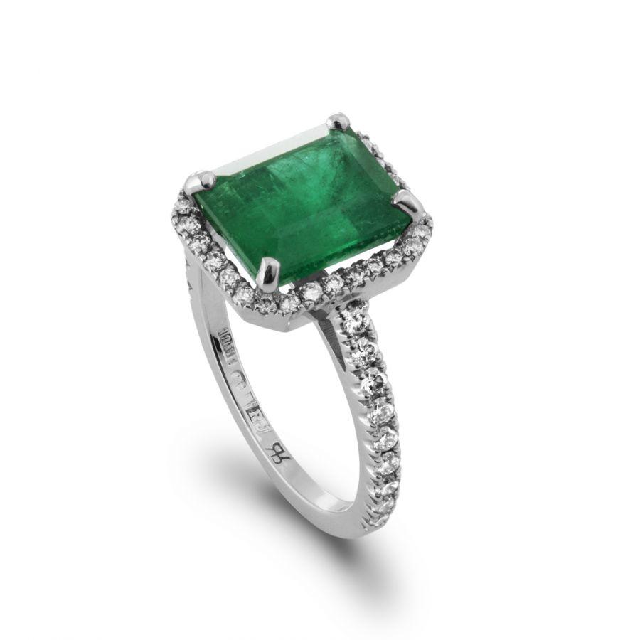 Sif Small Smaragd 0,53 ct