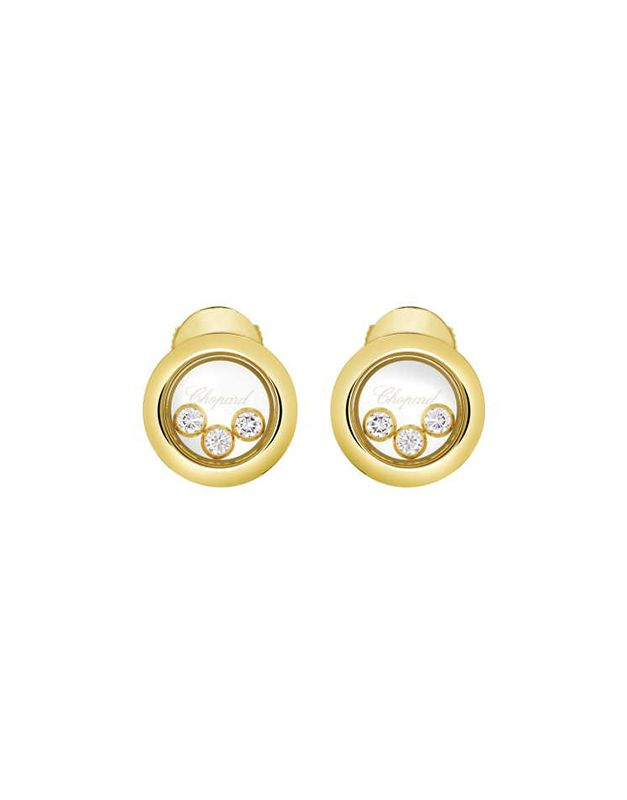 Happy Diamonds Earrings