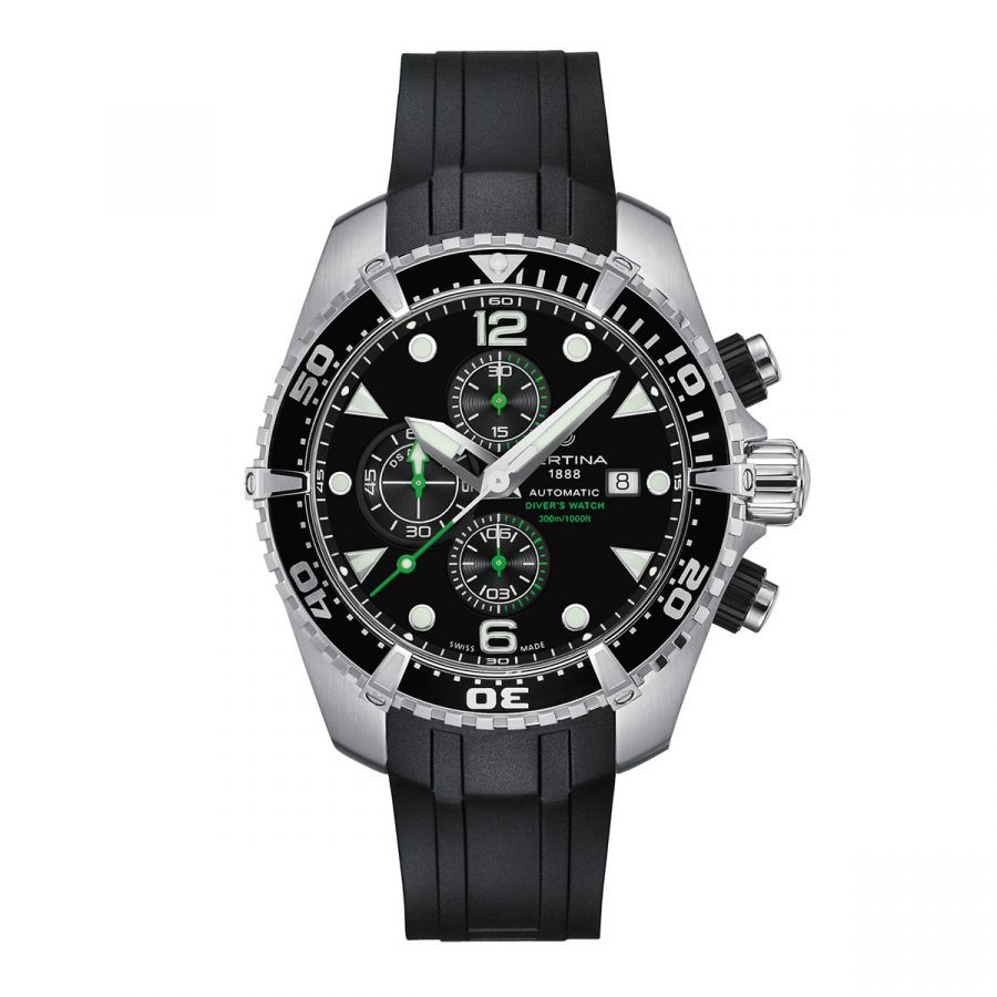 DS Action Diver Chronograph