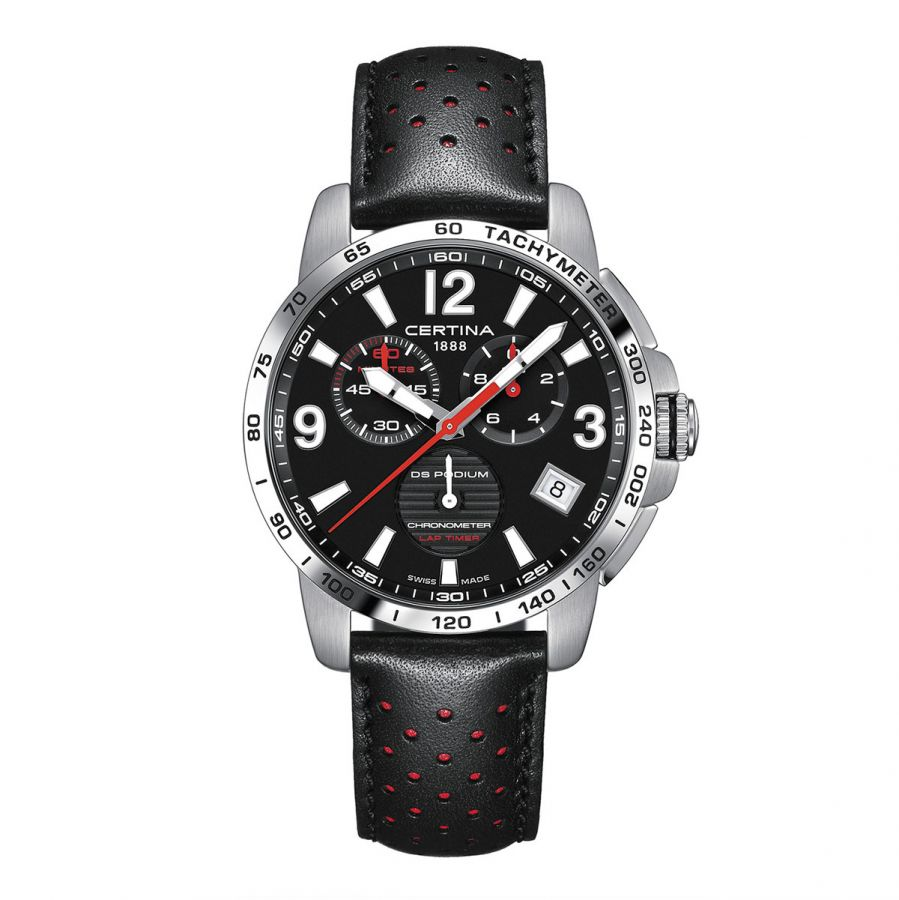 DS Podium Chronograph Lap Timer