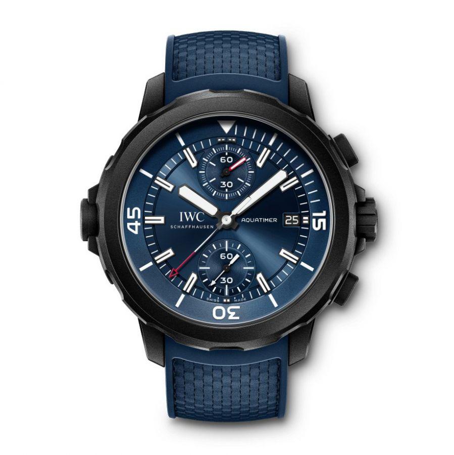 "Aquatimer Chronograph Edition ""Laureus Sport For Good"""