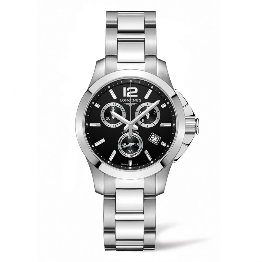 Conquest 36mm Chronograph