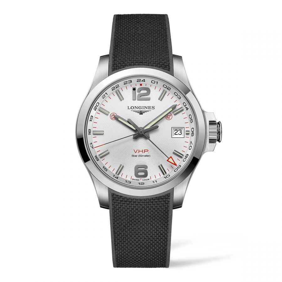 Conquest V.H.P. GMT 41mm