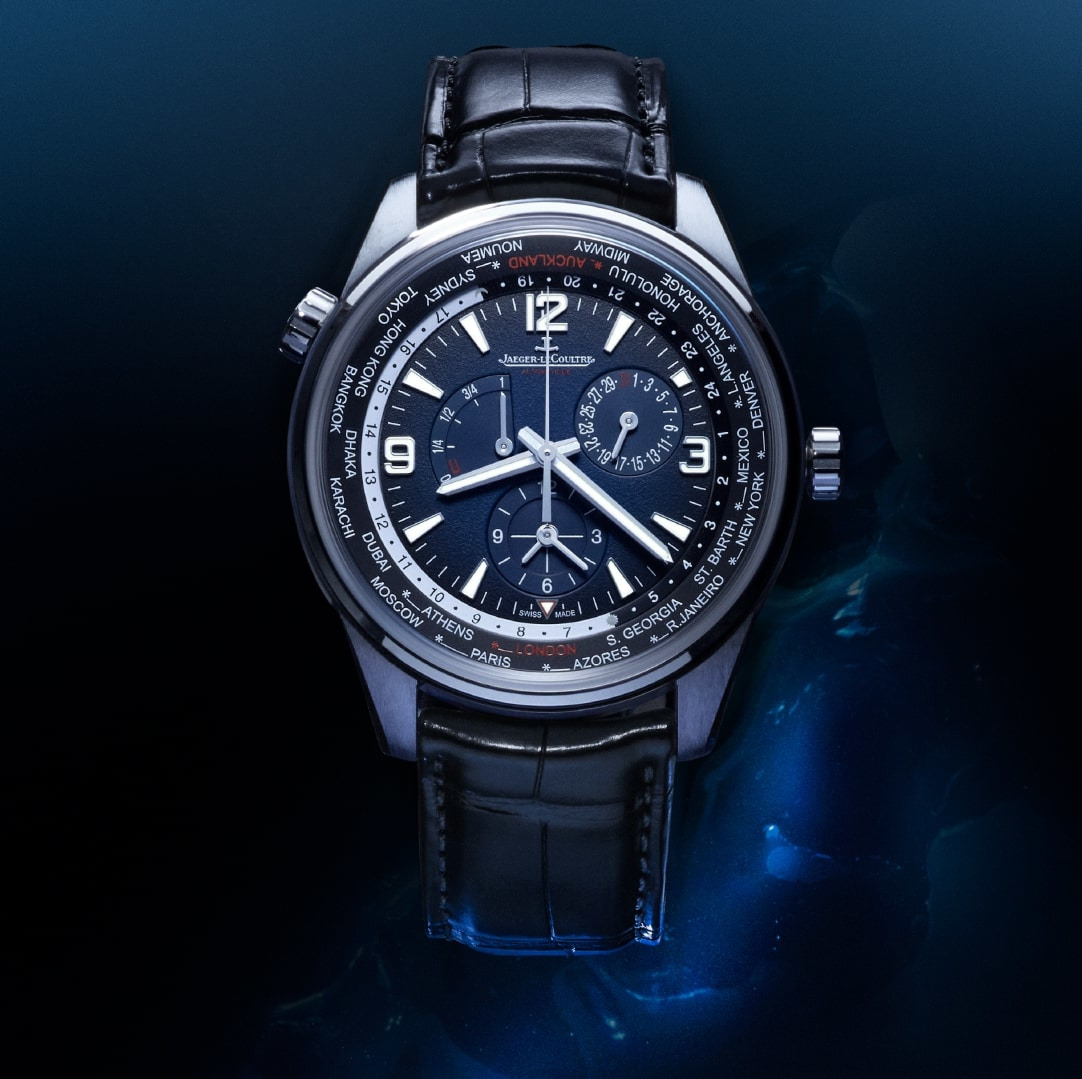 "JAEGER-LECOULTRE POLARIS – ""THE FULL STORY"""