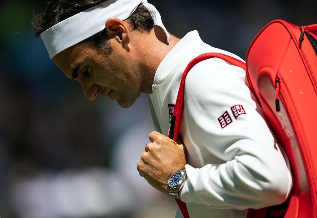 Roger Federer 2018